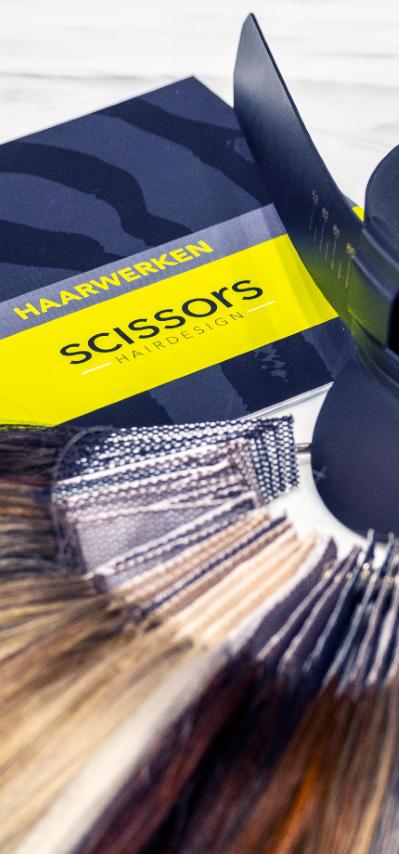 Haarwerken Scissors Hairdesign (Small)